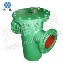 LPG Series engine oil/crude oil basket strainer/diesel fuel filter