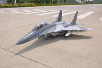 Night LED Light Large RC Airplane Mig-29