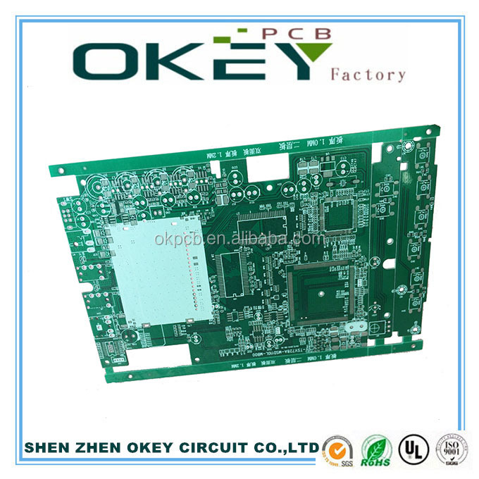 Smart Bes 6 Layer PCB for SECURITY camera module manufacturer,induction cooker pcb