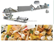 Automatic Fried Extrusion Food 3D Snack Food Processing Line/Making Machine