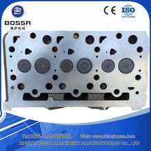 finely processed v1207 hydraulic kubota cylinder head for excavator