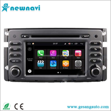 7 inch touch screen car stereo android car dvd for Smart ForTwo 2010-2011