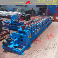 HT C shape Purlin Machine