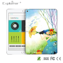 Shenzhen design tablet sticker for ipad4 custom sticker