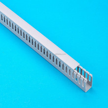 PVC Trunking plastic electrical wire gutter