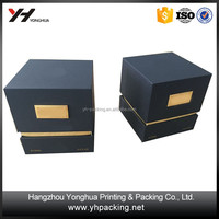 High Quality Customized logo paper cylinder box perfume