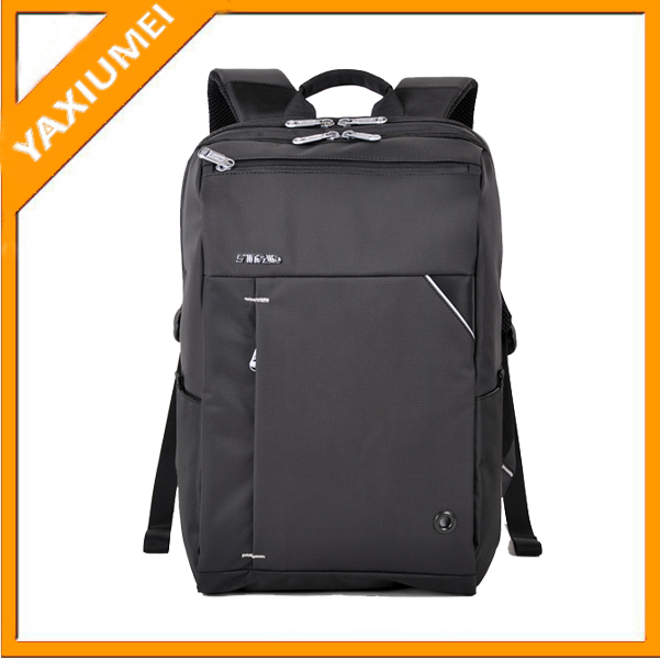 lightweight nylon custom laptop bag