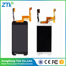 Factory price cell phone LCD digitizer for HTC Butterfly 2 with one year warranty