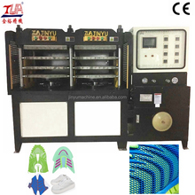 customized sport vamp making machine/shoes surface equipment/shoe cover production line