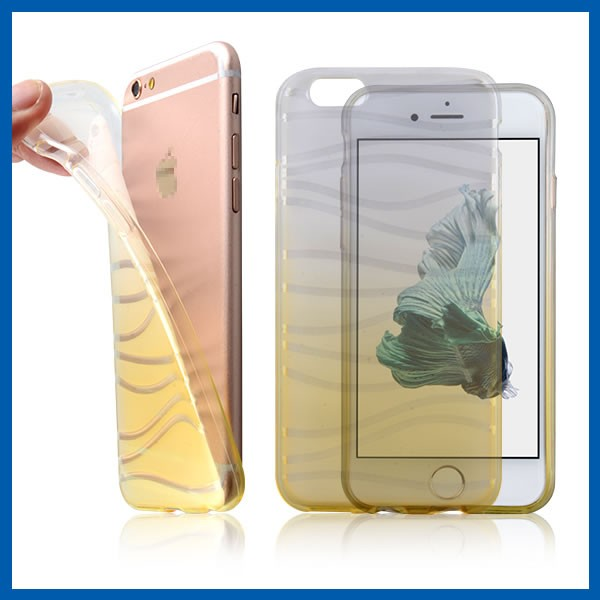 C&T Ultra Slim Anti-scratch TPU Cover Bumper Case Cell Phone Accessories for Apple iPhone 6/6s 4.7 Inch