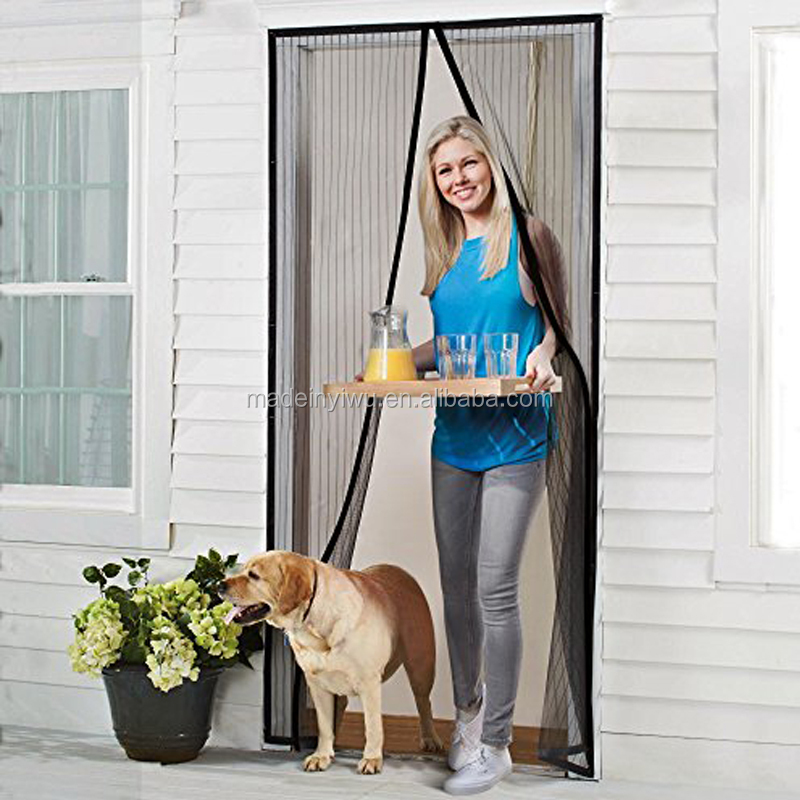 As seen on TV Magnetic Screen Door