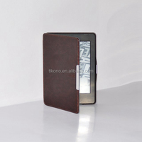 Crazy horse grain Tablet cases for Amazon kindle paperwhite,for Kindle Paperwhite leather case