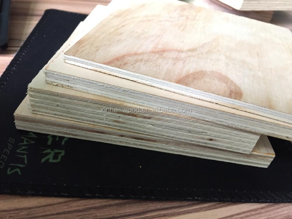 Plastic Veneer Plywood ~ Mm pine veneer commerical plywood buy