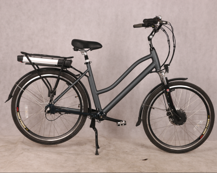 <strong>CE</strong> approved 2-wheel electric bike EU standard 250w 350w 26 / 28 inch 700c chainless electric bike