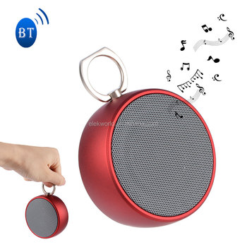 2017 Popular BS02 Mini Bluetooth Speaker support Music/Hands Free Calls/TF Card/Remote Shutter, w/retail package