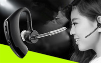 New Voyager Legend Bluetooth Headset Stereo Headphone Earphone Voice Command Auto-answers For iPhone Universal For Samsung