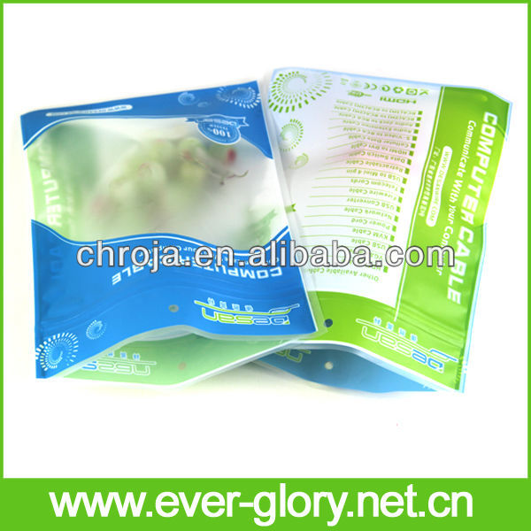 Biodegradable Transparent Laminated Aluminium Pouch