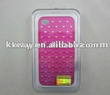 HOT! Starry Sky Crystal Diamond Protective Shell Case cover for iPhone 4 4S KSL191