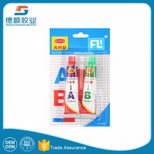 factory manufacturing two-component ab adhesive glue