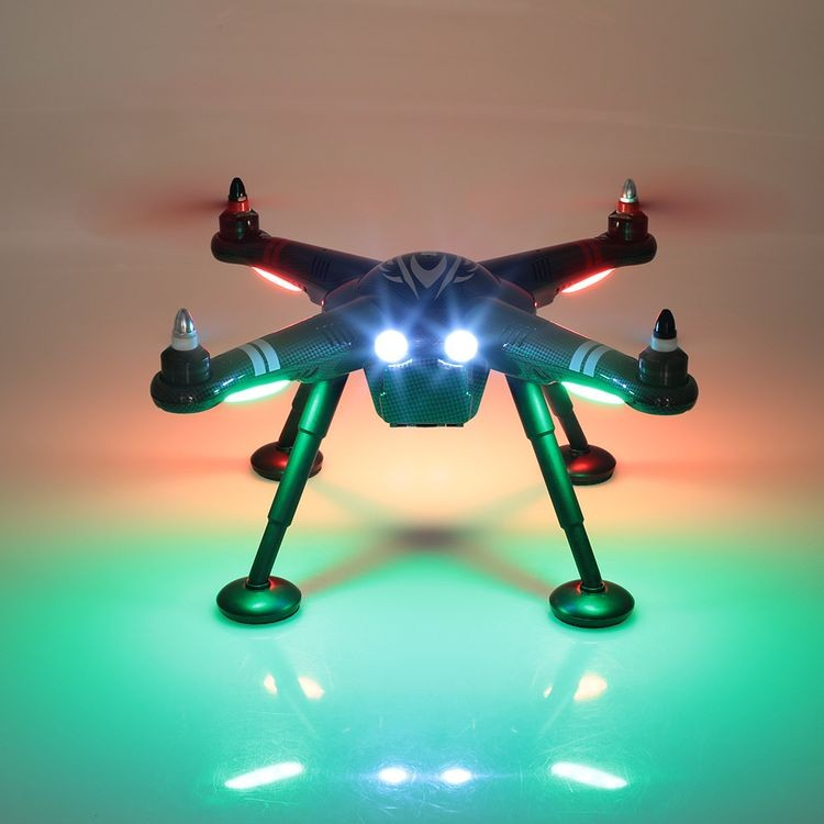 312380- 2.4GHz RC Quadcopter RTF Drone without Camera and Gimbal