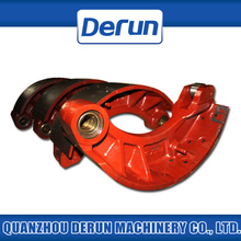 Wholesale Service Stable Performance Truck Parts Brake Shoe With Red Color