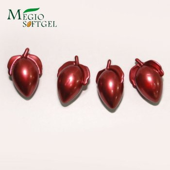 Megio Strawberry shaped Bath Oil Beads