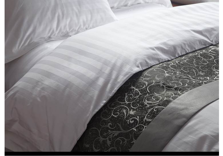 High Quality Hotel Bedding Bed Cover Sheet Fabric