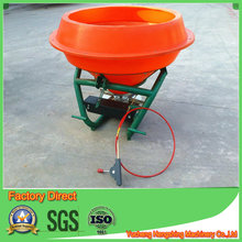 Agricultural tools granule fertilizer spreader 3 point hitch spreader