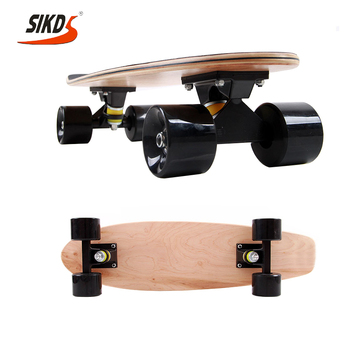 Wholesale super mini cruiser skateboard maple cruiser longboard custom graphics
