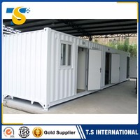 Brand new luxury Fireproof and waterproof storage portable prefab house