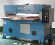Hydraulic Four Column Die Cutting Machine for leather gloves