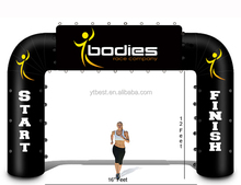 Customized Blowup Arch Inflatable Finish Line Arch