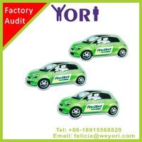 Yori customized magnetic car sticker, fridge magnet sticker printing