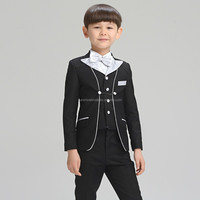 Fashion Party Boy Suits Tuxido Boys Clothing Sets