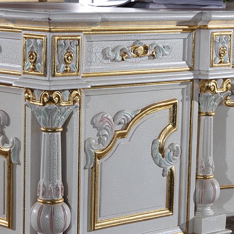 Italien mobilier de bureau de style haut de gamme en bois bureau ex cutif autres meubles en bois for Mobilier de bureau haut de gamme