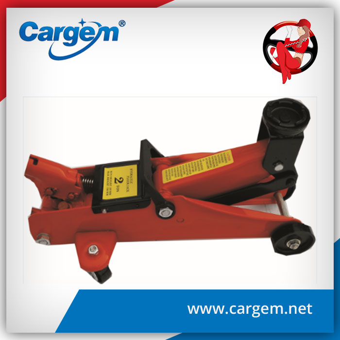 CARGEM Low Profile Hydraulic Floor Jack