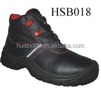 China manufacturer steel toe CE marked workplace shoes for construction field