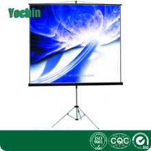 4:3 100inch Outdoor High Gain Portable Tripod Projection Screen