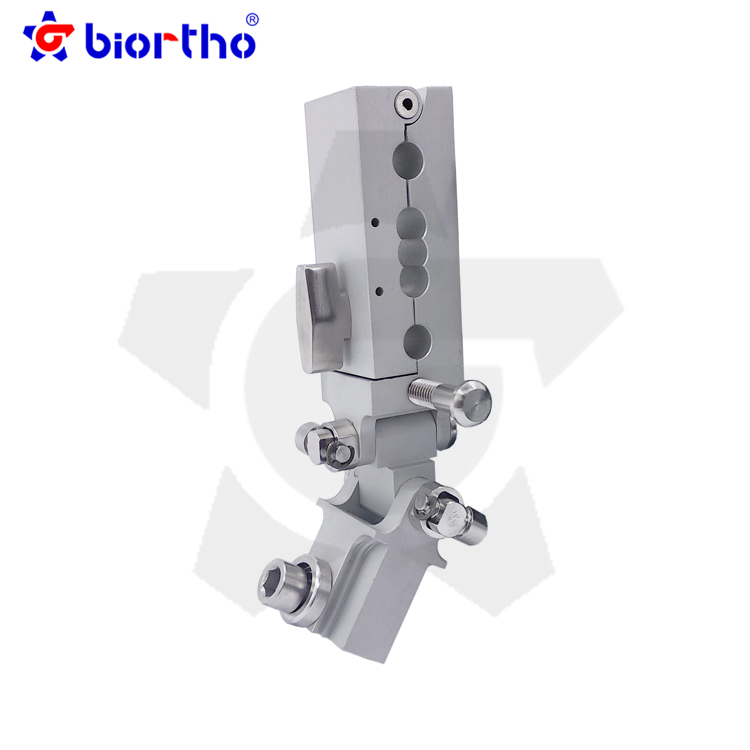 Ortho fix System L.R.S. Acute Correction Clamp Template Orthopedic Instruments External Fixator