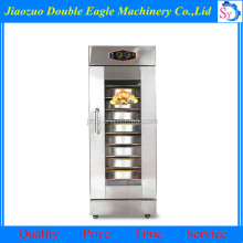 High quality stainless steel automatic water boiled and foaming bakery dough bread fermentation machine