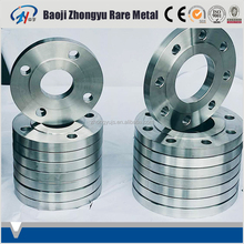 The Global ASTM B381 Titanium plate flange for industry