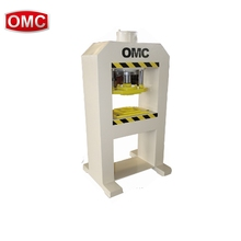 OMC-PS Paving Stone Slab Block Shaping Splitter Hydraulic Cutter