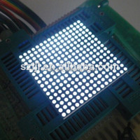White 16x16 LED Matrix Display/ LED Dot Matrix 16x16 White(CE&RoHS Compliant)