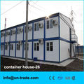 hot sell prefabricated container house