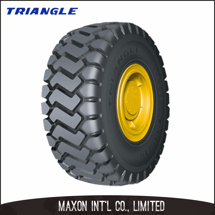 High quality triangle OFF-THE-ROAD tire radial 26.5R25 OTR tire