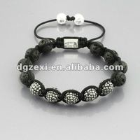 2012 fashion fabric handmade bracelet