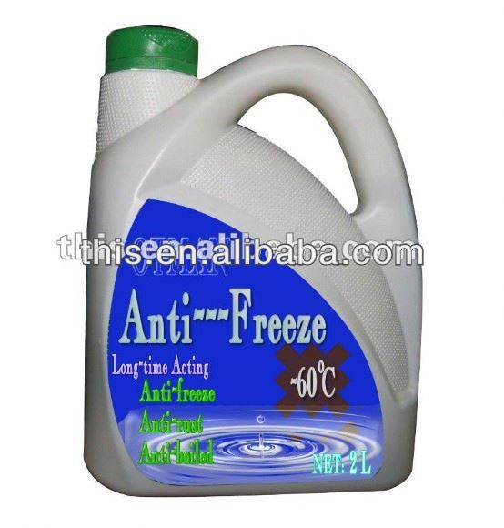 Good Quality Antifreeze For Heating System Car Accessories