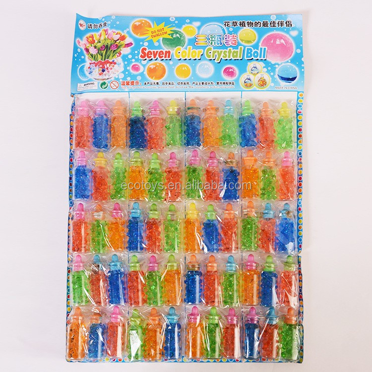 Factory Supplier Orbeez Ball Water Beads Crystal Soil Gel Beads
