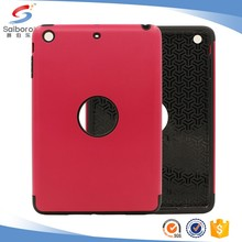 Super luxury TPU+PC for iPad mini 2 case