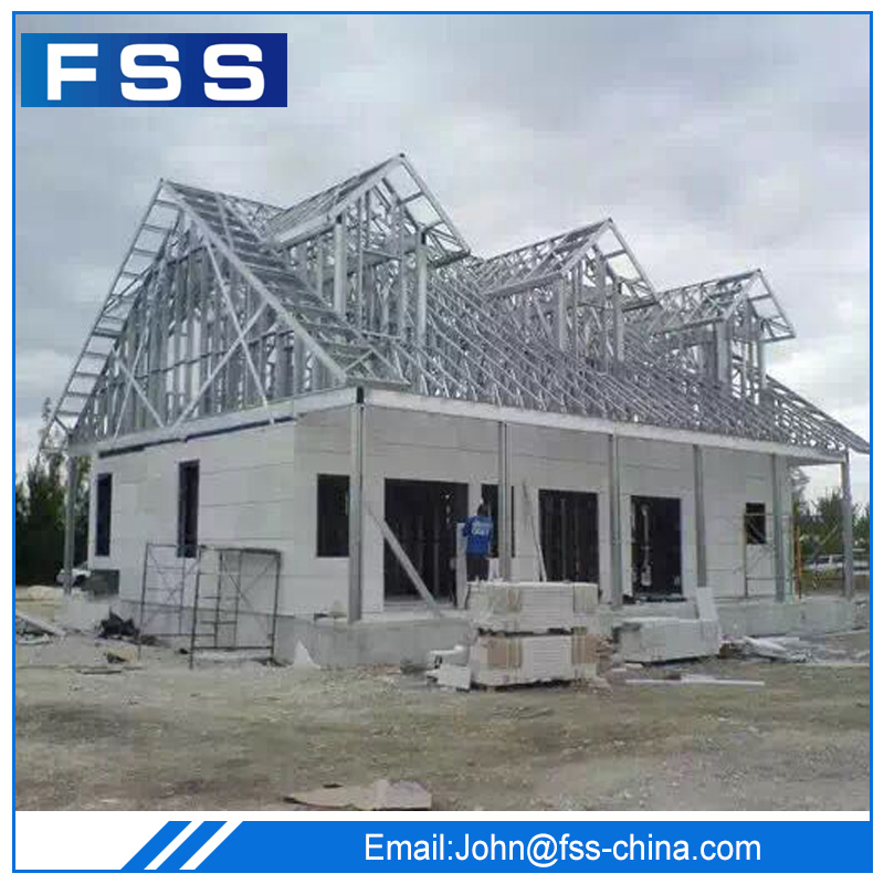 prefabricated concrete houses for sale
